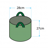Planter Bag 17L