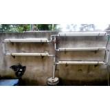 Gully Hidroponik Oval Set 120cm