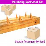 Pelubang Rockwool 12 Titik