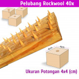 Pelubang Rockwool 40 Titik