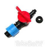 Offtake Valve Driptape 16mm