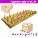 Pelubang Rockwool 24 Titik