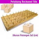 Pelubang Rockwool 50 Titik