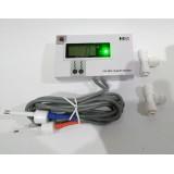 EC Meter Dual Inline Monitor-DM-2EC HM Digital