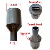Manifold Irigasi 1/2-inch x 12-titik (Termasuk Nepel Ulir)