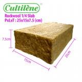 Rockwool Cultilene 1/4 Slab