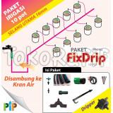 Paket FixDrip 16mm-10pot