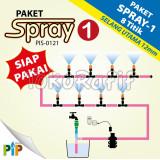 Paket Spray-1 8-titik